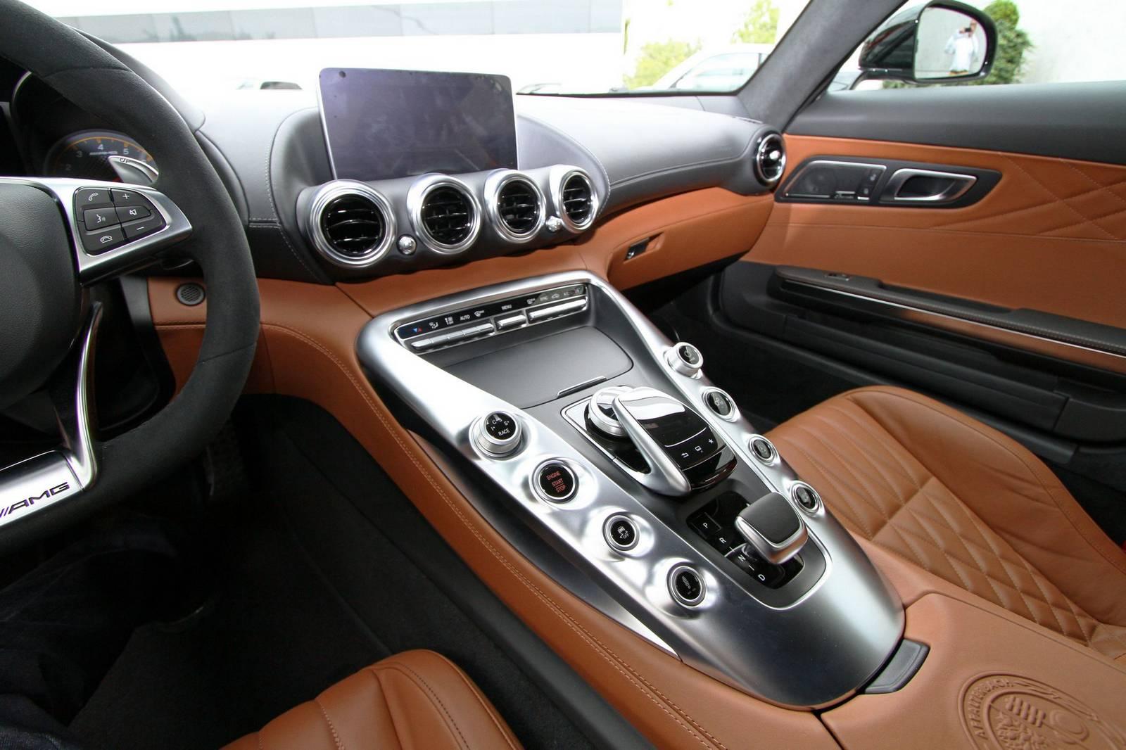 Mercedes Amg Gt Asphalted