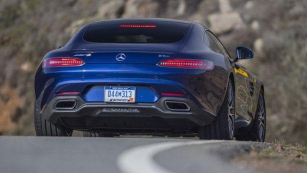 iAMG GT rear