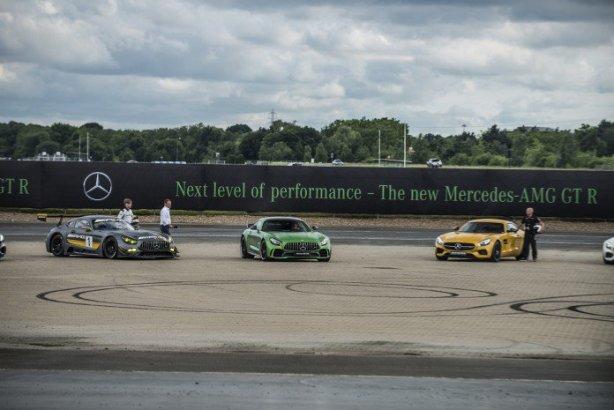 AMG GT R reveal