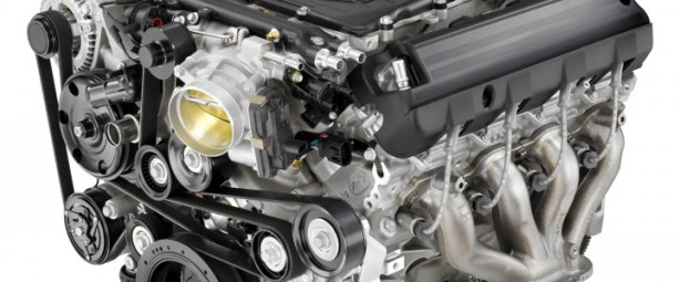 The LT4 engine used on the Camaro ZL1, and the C7 Corvette Z06