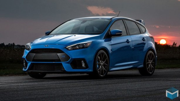 ford focus hennessey