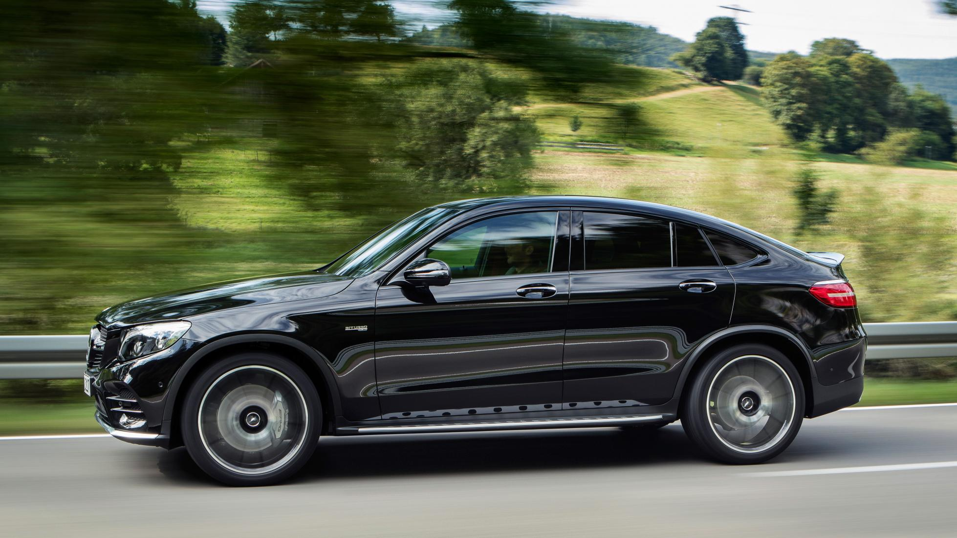 Mercedes Glc 43 Amg Asphalted